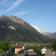Good start of the day in Golling at Bonsai club Salzburg .  One of the best view...